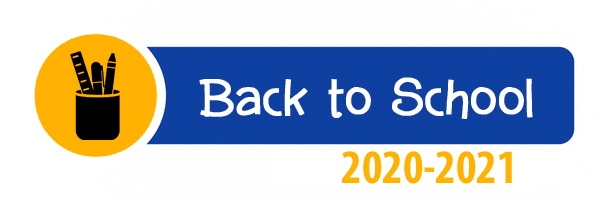 Back to School 2020-2021 Banner